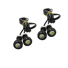 abordables Luces de Niebla de Coche-SO.K 4pcs 1156 Coche Bombillas SMD 5630 180 lm las luces exteriores For Universal