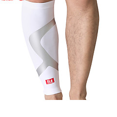 Coxa Brace Meias de Tornozelo Polaina de Compressão Protetor de Panturrilha Joelheira para Esportes Relaxantes Badminton Corrida Unissex
