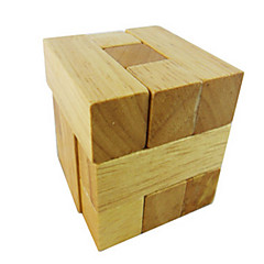 Kong Ming Lock- Spielzeuge Holz