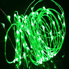 WENTOP 5 M 50 לבן חמים/לבן/אדום/צהוב/כחול/ירוק/סגול/ורוד/צבע אקראי חסין למים 2 W חוטי תאורה DC12 V