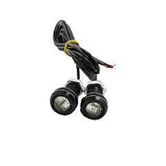 Недорогие Противотуманные фары-SO.K 4шт Автомобиль Лампы SMD 5630 160 lm Внешние осветительные приборы For Универсальный