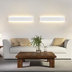 abordables Regalo Gratis-Moderno / Contemporáneo Metal Luz de pared 90-240V 0.2W