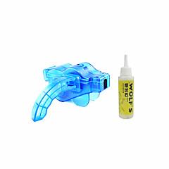 abordables Herramientas, Limpiadores y Lubricantes-Cepillo para Limpieza de Cadena Reduce la Irritación Ciclismo / Bicicleta / Bicicleta plegable / Bicicleta de Pista ABS