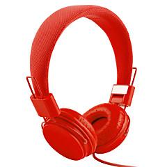 お買い得  ヘッドセット、ヘッドホン-EP05 耳に / ヘアバンド ケーブル ヘッドホン 平衡アーマチュア プラスチック 携帯電話 イヤホン マイク付き / ノイズアイソレーション ヘッドセット