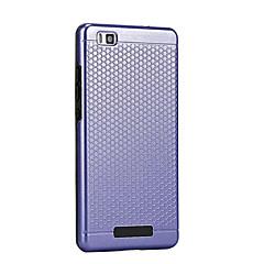 Varten Pölynkestävä Etui Takakuori Etui Yksivärinen Kova PC varten HuaweiHuawei P9 Huawei P9 Lite Huawei P9 Plus Huawei P8 Huawei P8 Lite