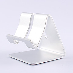 Universal Phone Aluminum Metal Desk Stand Holder For iPhone 8 Galaxy S8 Samsung Huawei iPad