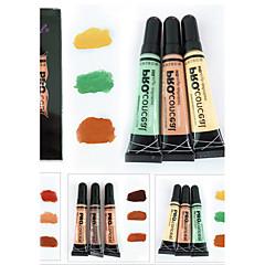 3pcs / lot ansigt makeup base kontur foundation concealer creme