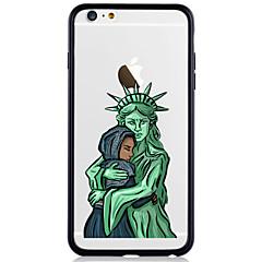Для С узором Кейс для Задняя крышка Кейс для Слова / выражения Твердый Акрил для AppleiPhone 7 Plus iPhone 7 iPhone 6s Plus/6 Plus iPhone