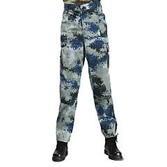 Ανδρικά Γυναικεία Γιούνισεξ Παντελόνι παραλλαγής για κυνήγι Τακτικό καμουφλάζ Παντελόνια Φούστες για Κυνήγι Τ M L XL XXL