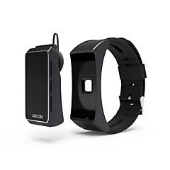 jakcom slimme armband slimme horloge slimme ringen oortelefoon polsbandjes cablewater resistente / waterproof lange standby verbrande