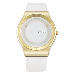 Męskie Wojskowy Modny Zegarek na nadgarstek Unikalne Kreatywne Watch Kwarcowy Stop Pasmo Postarzane Na co dzień Wielokoloroe