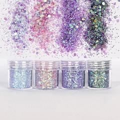 10ml Nail Art dekoráció strasszos gyöngy smink Kozmetika Nail Art Design
