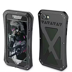 Для Защита от удара Кейс для Чехол Кейс для Армированный Твердый Металл для Apple iPhone 7 Plus