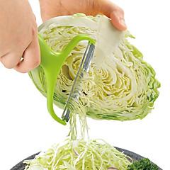 1 piese Apple Cartof Gulie Peeler & Razatoare For pentru Fructe pentru legume Pentru ustensile de gătit Plastic Oțel InoxidabilCalitate