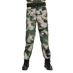 Pantaloni Camuflaj de vanatoare Purtabil Material Ușor Bărbați Pentru femei Unisex camuflaj Pantaloni pentru Vânătoare Primăvară Vară