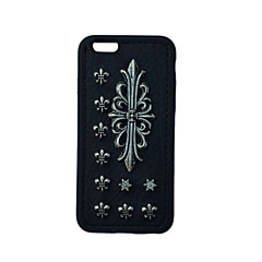 For GDS Etui Bagcover Etui Punk Blødt Silikone for Apple iPhone 7 Plus iPhone 7 iPhone 6s Plus/6 Plus iPhone 6s/6