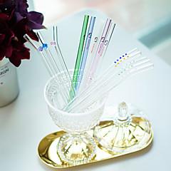 Glazen en bekers, # Glas Sap koolzuurhoudende dranken Rietjes
