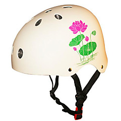 voordelige Helmen-KUYOU Helm voor step, skateboard & rolschaatsen Kinderen Helm CE Certificatie Berg Sportief Jeugd voor Bergracen Wegwielrennen