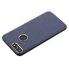 Для Защита от пыли IMD Кейс для Задняя крышка Кейс для Один цвет Твердый Искусственная кожа для Apple iPhone 7 Plus iPhone 7