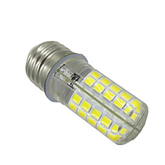 E14 G9 E26/E27 BA15D LED Bi-pin Lights T 80 SMD 5730 400-500 lm Warm White Cold White 2800-3200/6000-6500 K Dimmable Decorative AC 110/220