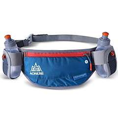 abordables Bolsas para Fitness-Bolsa de cinturón Riñoneras para Camping y senderismo Deportes recreativos Ciclismo / Bicicleta Correr Fitness Running Viaje Bolsas de
