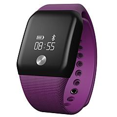 preiswerte Damenuhren-Zeit Besitzer a88 + Bluetooth Smart Armband Blutdruck Sauerstoff Herzfrequenz Schlaf Monitor Anruf / Nachricht Erinnerung