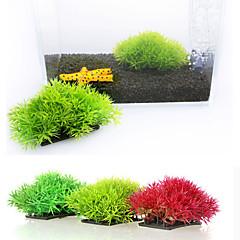 ديكور حوض السمك نبات مائي اصطناعي بلاستيك