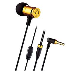 ουδέτερη Προϊόν JBMMJ-MJ007 Ακουστικά Ψείρες (Μέσα στο Αυτί)ForMedia Player/Tablet Κινητό Τηλέφωνο ΥπολογιστήςWithΜε Μικρόφωνο DJ Έλεγχος