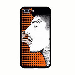 Для С узором Кейс для Задняя крышка Кейс для Панк Твердый Акрил для AppleiPhone 7 Plus iPhone 7 iPhone 6s Plus iPhone 6 Plus iPhone 6s