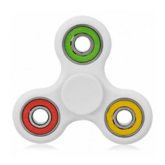 Fidget spinners Hand Spinner Speeltjes High-Speed Stress en angst Relief Kantoor Bureau Speelgoed voor Killing Time Focus Toy Relieves
