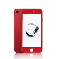 رخيصةأون -zxd الصين حافة ناعمة حمراء لفون 7 شاشة حامي 3D غطاء كامل الزجاج سلس يغطي المضادة للوهج