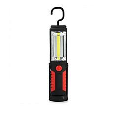 cob multifuncional Trabalho de LED Light 3W 350LM ímã função de banco de potência gancho práticas ferramentas EDC luzes da noite