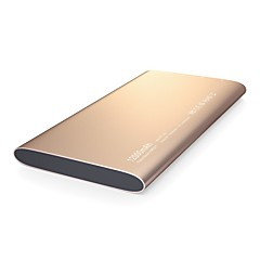 cheap -power bank external battery 5VV 2.4A #A Battery Charger Multi-Output QC 2.0 Super Slim LED