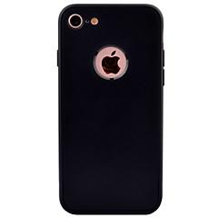 Для Защита от влаги Кейс для Чехол Кейс для Один цвет Мягкий TPU для AppleiPhone 7 Plus iPhone 7 iPhone 6s Plus iPhone 6 Plus iPhone 6s