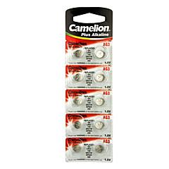 Camelion AG3 baterie alcalină celule buton moneda 1.5v 10 Pack