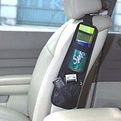 Недорогие Органайзеры для транспортных средств-водонепроницаемой ткани автомобиль авто автомобиль сиденье сторона задний карман для хранения заднее сиденье висит мешки для хранения