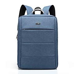 15.6 pulgadas bolsa de Oxford impermeable unisex mochila portátil para el macbook portátil 13.3 15.4 pulgadas