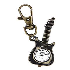 お買い得  レディース腕時計-女性用 懐中時計 合金 バンド カジュアル ブラック / ブラウン