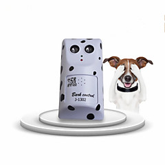 Cachorro Treino Electrónico Ajudas de Comportamento Ultrasónico Portátil Sem Fio anti Bark Baixo Ruido