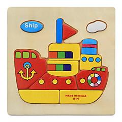 تركيب تركيب خشبي ألعاب تربوية ألعاب الحيوانات اصنع بنفسك للأطفال الأطفال 1 قطع