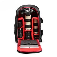 olcso Tokok, táskák & pántok-SLR-Univerzális Canon Nikon Olümposz Sony Samsung Pentax Ricoh Fujifilm Fujitsu Casio Kodak Panasonic-Táska-Hátizsák-Fekete Zöld Piros
