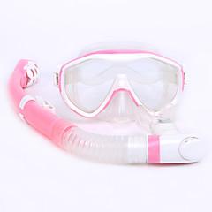 Snorkelsets Snorkels Zwemmasker bril Duiken & Snorkelen Rubber Silicone-WHALE