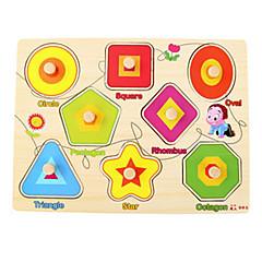 رخيصةأون -بانوراما الألغاز تركيب اللبنات DIY اللعب مربع هوايات