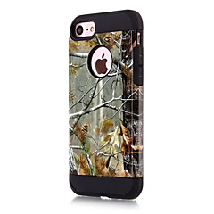 Для Защита от удара Кейс для Задняя крышка Кейс для Армированный Твердый PC для AppleiPhone 7 Plus iPhone 7 iPhone 6s Plus iPhone 6 Plus