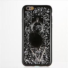 Для Своими руками Кейс для Задняя крышка Кейс для Перо Сияние и блеск Мягкий TPU для AppleiPhone 7 Plus iPhone 7 iPhone 6s Plus iPhone 6