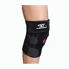 cheap Sports Support & Protective Gear-Knee Brace for Climbing Cycling / Bike Running Unisex Professional Fits left or right knee Stretchy Protective Sports Outdoor Camping &