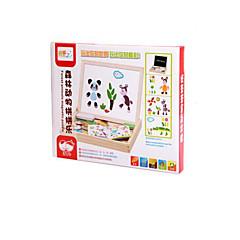 تركيب ألعاب تربوية ألعاب الحيوانات للأطفال الأطفال 1 قطع