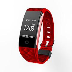 voordelige Smartwatches-Jij s2 mannen vrouw bluetooth slimme armband / smartwatch / sport pedometer voor ios android telefoon app