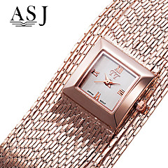 ASJ Dame ' Sat uz haljinu Japanski Kvarc Bakar Grupa Elegantno Srebro Zlatna Rose Gold Pink Zlatan Rose Gold