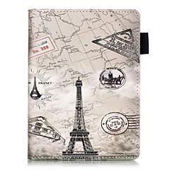 お買い得  タブレット用ケース-ケース 用途 Amazon フルボディーケース / タブレットケース ハード PUレザー のために